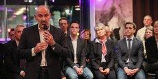Franck Biasotto veut lutter contre la gentrification du centre-ville de Toulouse.