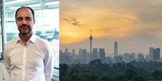 Nicolas Boulay, coprésident de Worldcast, annonce l'installation d'un bureau du groupe à Kuala Lumpur en Malaisie