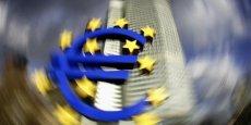 La BCE exigera des 128 banques qui seront sous sa supervision unique qu'elles affichent un ratio de solvabilité de 8%, au moins. REUTERS.