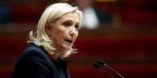 La cheffe du Rassemblement national a mis en garde contre la perte de confiance dans la parole de la France si cette dernière ne remboursait pas sa dette, ce qui pourrait conduire à une augmentation importante des taux d'intérêt.