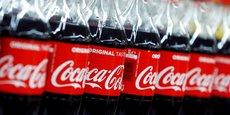 Les livraisons sur l'ensemble des gammes Coca-Cola, un temps stoppées, vont devoir reprendre.