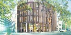 Evolution de l'architecture et de la ville sont au coeur des préoccupations d'Arc en Rêve.