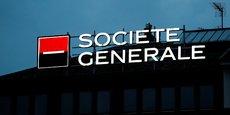Société Générale, comme BNP Paribas et Crédit Agricole sont à la baisse à la Bourse de Paris ce matin: Barclays dit ne pas avoir d'inquiétude pour leurs fonds propres mais prévient que la baisse de leurs bénéfices devrait se poursuivre.