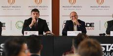 En 2021, le Stade Toulousain et l'Oncopole souhaiteraient accueillir 300 patients au stade Ernest Wallon.