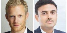 Benjamin Romain, Managing Partner Okan, et Gagan Gupta, CEO Arise, Africa Head Olam.