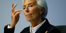 Christine Lagarde, à la tête de la Banque centrale européenne, a donné le coup d'envoi de sa revue stratégique ce jeudi 23 janvier.