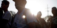 MEXIQUE: LES AUTORITÉS ARRÊTENT 800 MIGRANTS À LA FRONTIÈRE AVEC LE GUATEMALA