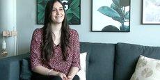 Émilie Espona, fondatrice de l'agence de web marketing Etiseo