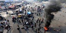 QUATRE MORTS DANS PLUSIEURS MANIFESTATIONS EN IRAK