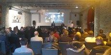 Le débat avec les 7 candidats se déroulait au Mas Merlet, à Nîmes