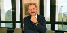Marc Gaudet, Président du Département du Loiret.