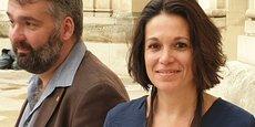 Coralie Mantion, aux côtés de Manu Reynaud, entend rassembler les écologistes montpelliérains