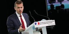 Le patron d'Airbus, Guillaume Faury, veut faire de l'avionneur européen un pionnier sur la question des biocarburants.