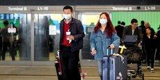 CORONAVIRUS: LE DÉPARTEMENT D'ETAT DÉCONSEILLE TOUT VOYAGE EN CHINE
