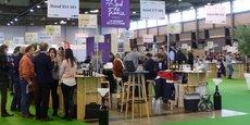 Le mondial du vin bio compte 1 300 exposants, soit 100 de plus qu'en 2019