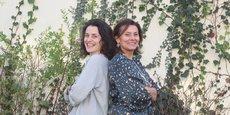 Marie Kerouedan et Nathalie Golliet