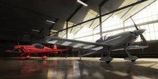 Le tout premier vol, avec prototype, est prévu au premier semestre 2020 pour Aura Aéro.