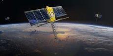 Basée à Toulouse, Kinéis vient de lever 100 millions d'euros pour lancer sa constellation de nanosatellites dédiée à l'IoT.