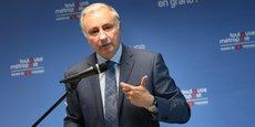 Le maire sortant de Toulouse et candidat aux élections municipales, Jean-Luc Moudenc, veut interdire les vols de nuit à l'aéroport Toulouse-Blagnac.