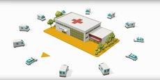 SpeedCall, plateforme de gestion automatisée des transports sanitaires, est utilisée par 2.300 sociétés de transports et 700 établissements de santé dans toute la France.