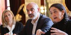 Le candidat Franck Biasotto, notamment soutenu par le MoDem, veut renforcer les liens entre collectivités et entreprises.