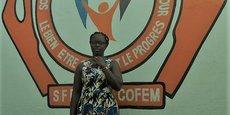 Espérance Ntirampeba est la présidente de l'organisation Solidarité des Femmes pour le Bien Etre Social et le Progrès au Burundi.