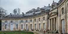Le château du Bouilh, à Saint-André-de-Cubzac, en Gironde.