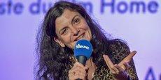 Isabelle Delannoy a échangé avec Gilles Boeuf sur le thème de la biodiversité
