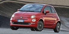 La Fiat 500 sera équipée d'un moteur dotée d'une petite hybridation pour seulement 1.000 euros de plus (net des nouveaux équipements de série).