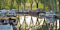 Dans l'Hérault, le Conseil départemental va investir 7 M€ sur une nouvelle piste cyclable le long du Canal du Midi