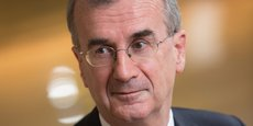 François Villeroy de Galhau est gouverneur de la Banque de France et président de l'ACPR depuis novembre 2015.