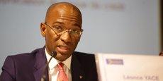 Léonce Yacé, DG de NSIA Banque Côte d'Ivoire