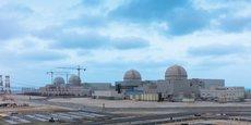Lorsqu'ils seront pleinement opérationnels, les quatre réacteurs auront la capacité de produire environ 25% des besoins des Émirats arabes unis, pays riche en pétrole.
