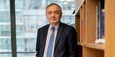 Frédéric Thomas, président du conseil d'administration d'Icade