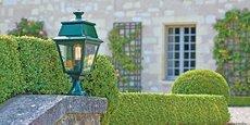 Roger Pradier vise l'eldorado américain dans le secteur des lanternes haut de gamme.