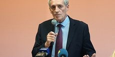 Philippe Saurel, maire de Montpellier et président de la Métropole.