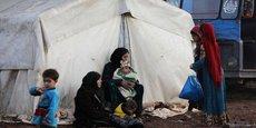 SYRIE: RUSSIE ET TURQUIE CHERCHENT À DÉSAMORCER LA CRISE D'IDLIB
