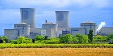 Deux des quatre réacteurs de la centrale nucléaire du Tricastin, dans la Drôme, pourraient être arrêtés d'ici à 2035.