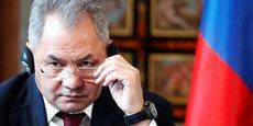 MOSCOU ACCUSE ANKARA D'AVOIR PARTICIPÉ À UNE OFFENSIVE DES REBELLES SYRIENS