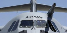 L'A400M, l'avion de transport aérien d'Airbus Military Copyright Reuters