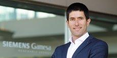 Roberto Sabalza est CEO Onshore Europe du Sud-Afrique chez Siemens Gamesa.