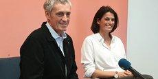 Philippe Saurel présente Soune Serre, n°2 de sa liste pour les municipales de Montpellier