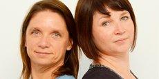 Les fondatrices de Move in Med, Sophie Gendrault et Sylvie Boichot.