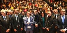 L'académie du bâtiment et de la Cité de Demain (ACDC) a invité les candidats aux municipales de Montpellier.