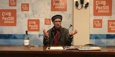 Déjà candidat en 2014, Yves Simone brigue à nouveau la mairie de Bordeaux à la tête de la liste Suivez le guide