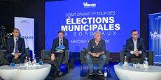 Retrouvez en vidéo et en intégralité le débat sur les enjeux économiques de la métropole bordelaise.