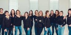 Les salariées de la plateforme WiSEED plaident pour plus de femmes dans l'investissement participatif.