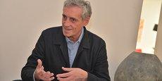 Philippe Saurel, le maire sortant de Montpellier, est candidat à sa propre succession.