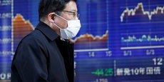 Photo d'illustration. La Bourse de Tokyo a un peu relevé la tête ce mardi.