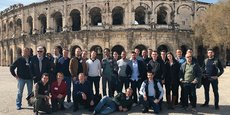Les lauréats de la 3e promotion sélectionnée par Open Tourisme Lab
